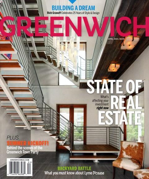 Greenwich Cover - 4/1/2015
