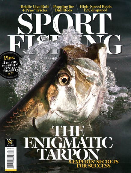 Sport Fishing Cover - 4/1/2015