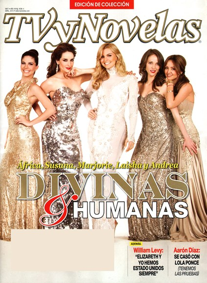 Tv Y Novelas Cover - 4/1/2015