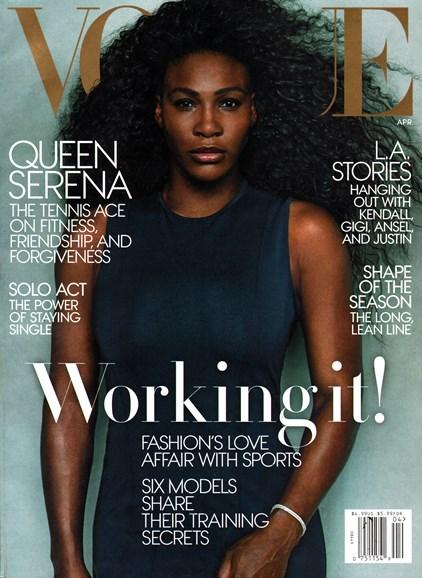 Vogue Cover - 4/1/2015