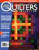 Quilter's Newsletter 4/1/2015