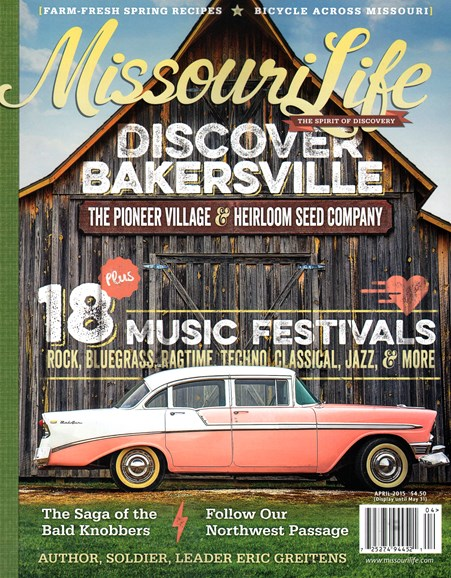 Missouri Life Cover - 4/1/2015