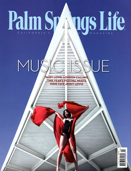 Palm Springs Life Cover - 4/1/2015
