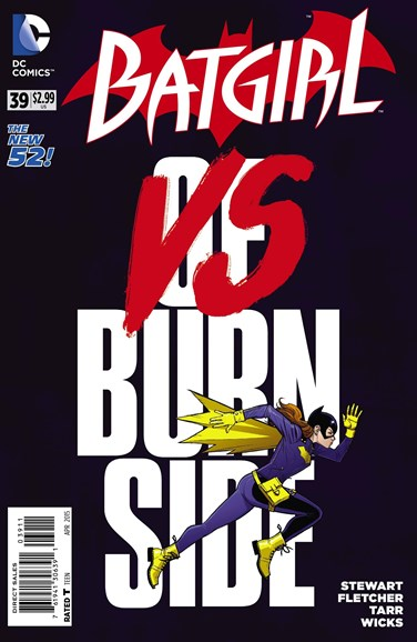 Batgirl Cover - 4/1/2015