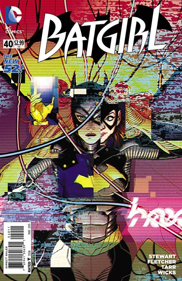 Batgirl Cover - 5/1/2015