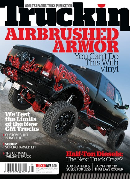 Truckin' Cover - 3/1/2015
