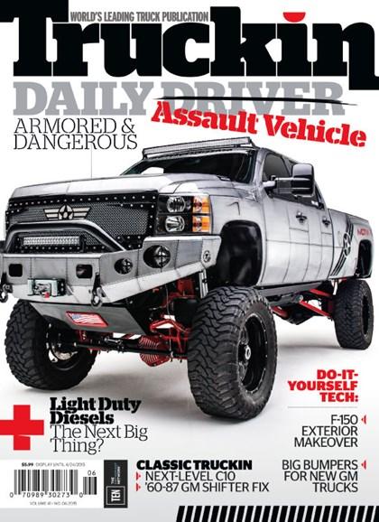 Truckin' Cover - 3/26/2015