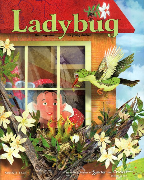 Ladybug Cover - 4/1/2015