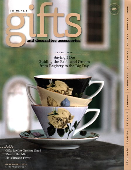 Gifts And Decorative Accessories Cover - 3/1/2015