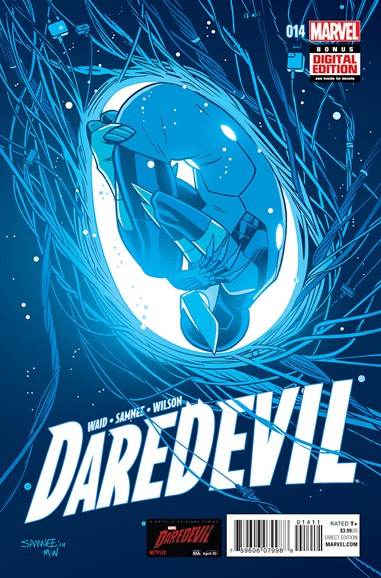 Daredevil Cover - 5/1/2015