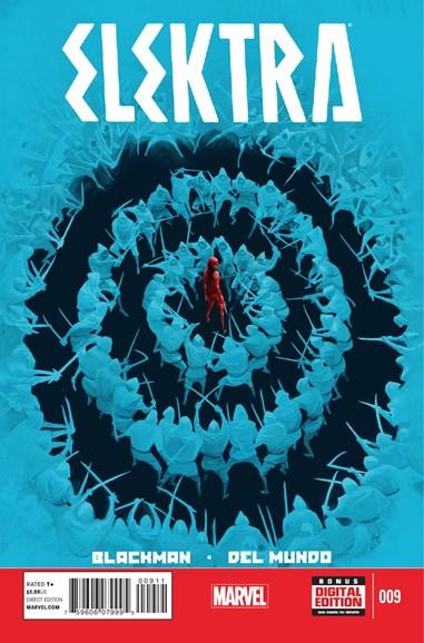 Elektra Cover - 2/1/2015