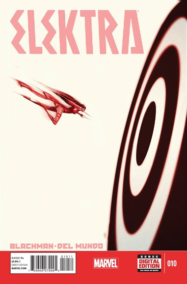 Elektra Cover - 3/1/2015