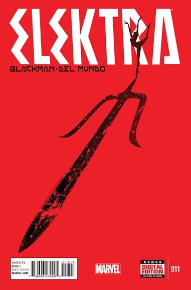Elektra Cover - 5/1/2015
