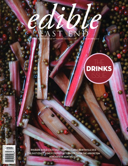 Edible East End Cover - 3/1/2015
