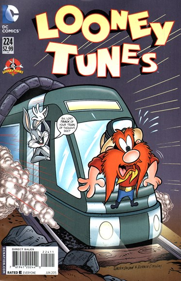 Looney Tunes Cover - 6/1/2015