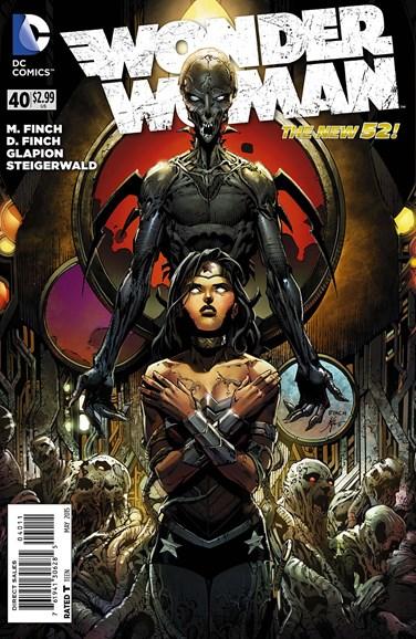Wonder Woman Cover - 5/1/2015