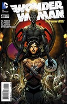 Wonder Woman Comic 5/1/2015