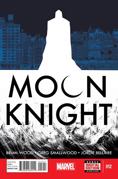 Moon Knight Cover - 4/1/2015