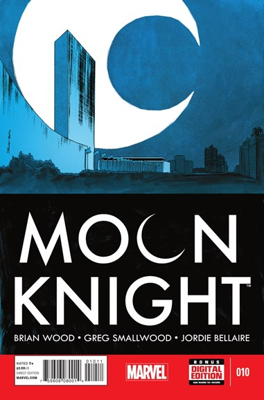 Moon Knight Cover - 2/1/2015