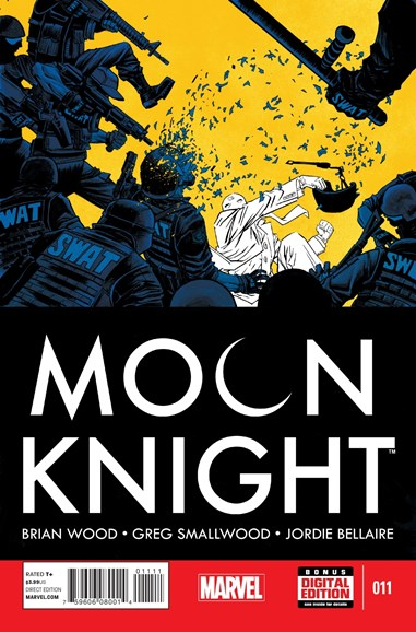 Moon Knight Cover - 3/1/2015