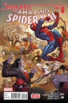 Superior Spider Man Comic 4/1/2015