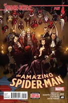 Superior Spider Man Comic 3/1/2015