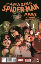 Superior Spider Man Comic 5/1/2015