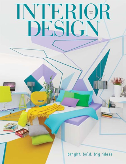 Interior Design Cover - 3/1/2015