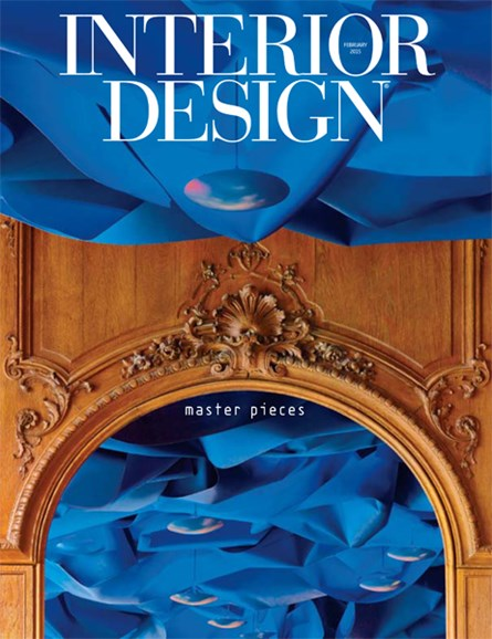Interior Design Cover - 2/1/2015