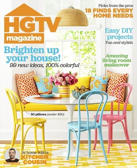 HGTV Cover - 4/1/2015