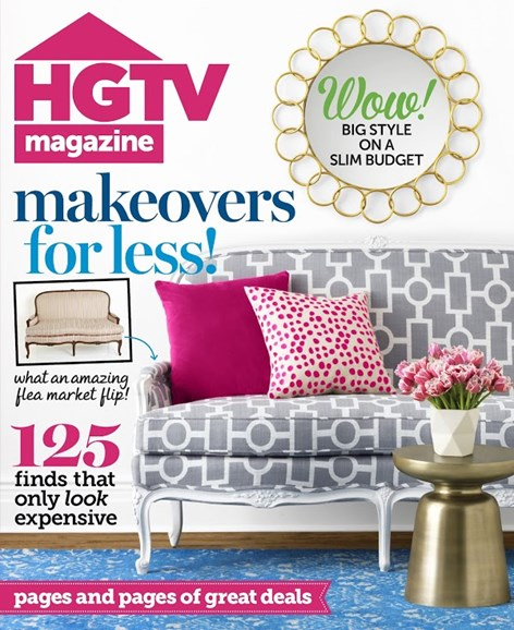 HGTV Cover - 1/1/2015