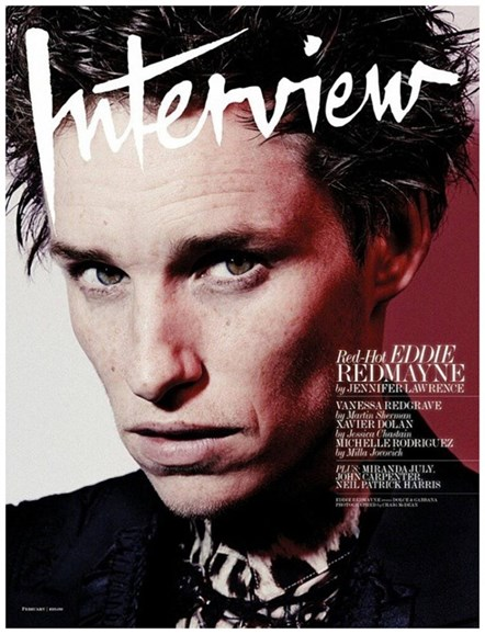 Interview Cover - 2/1/2015