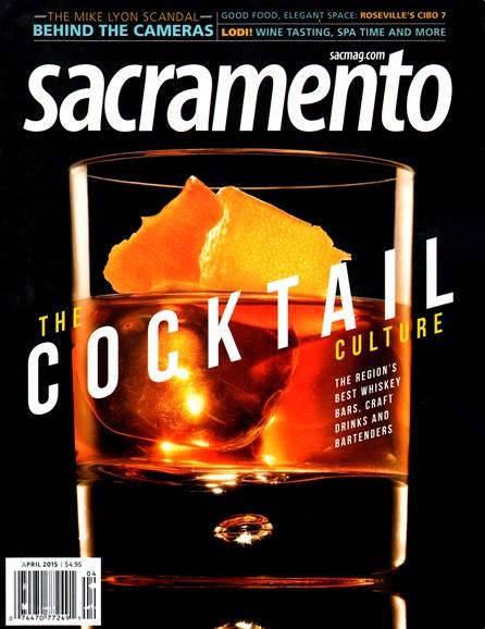 Sacramento Cover - 4/1/2015