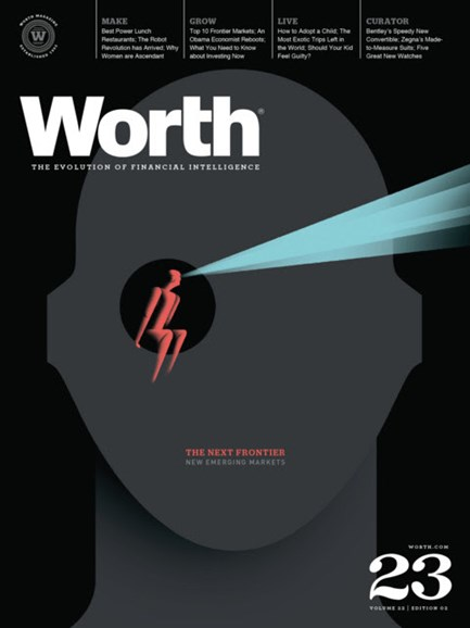 Worth Cover - 4/1/2013