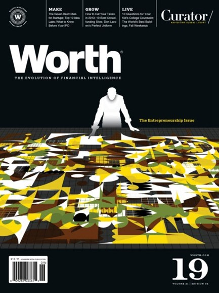 Worth Cover - 8/1/2012