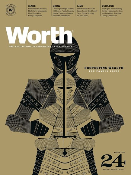 Worth Cover - 6/1/2013