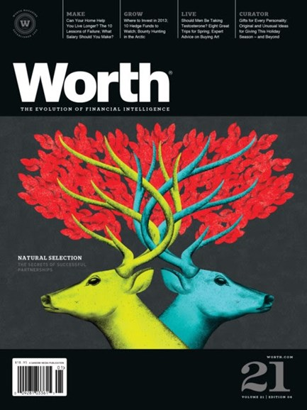 Worth Cover - 12/1/2012