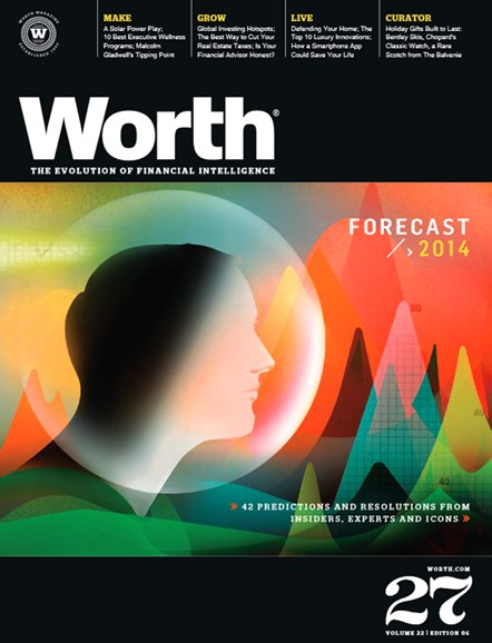 Worth Cover - 12/1/2013