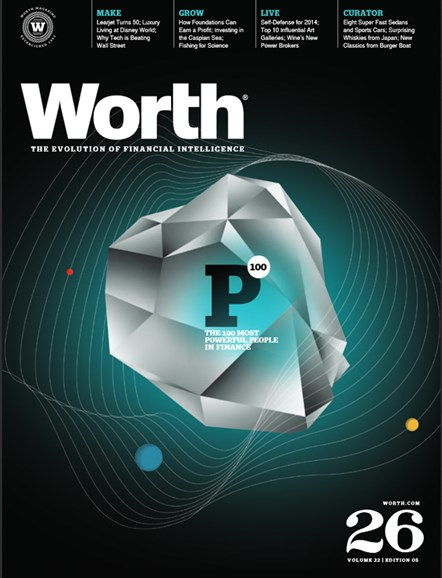 Worth Cover - 10/1/2013