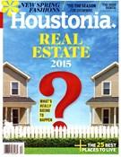 Houstonia Magazine 4/1/2015