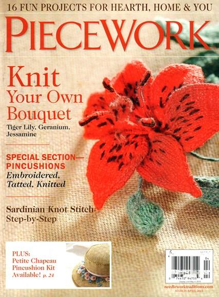 Piecework Cover - 3/1/2015