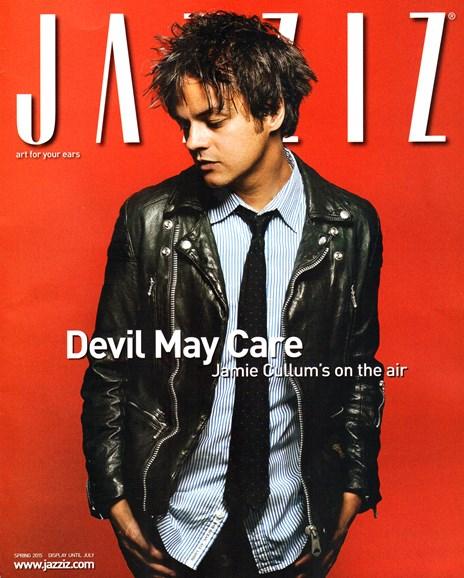 Jazziz Cover - 3/1/2015