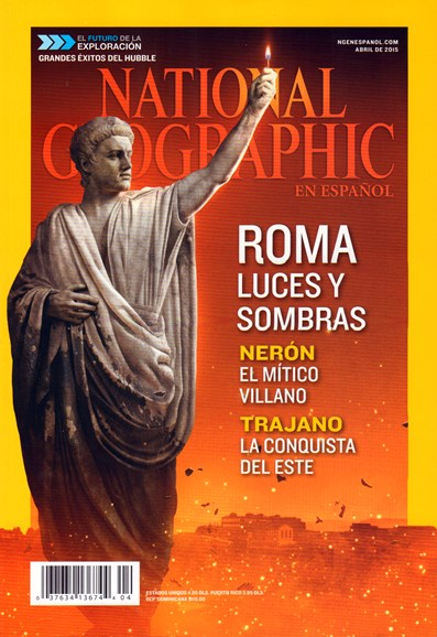 National Geographic En Español Cover - 4/1/2015