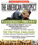 The American Prospect Magazine 3/1/2015