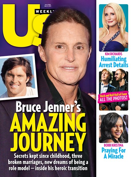 Us Weekly Cover - 5/4/2015