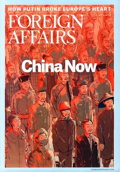Foreign Affairs Cover - 5/1/2015