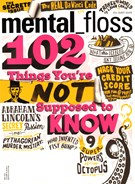 Mental Floss Magazine 5/1/2015