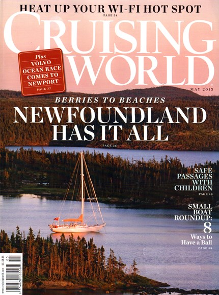 Cruising World Cover - 5/1/2015