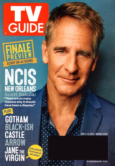 TV Guide Cover - 5/4/2015