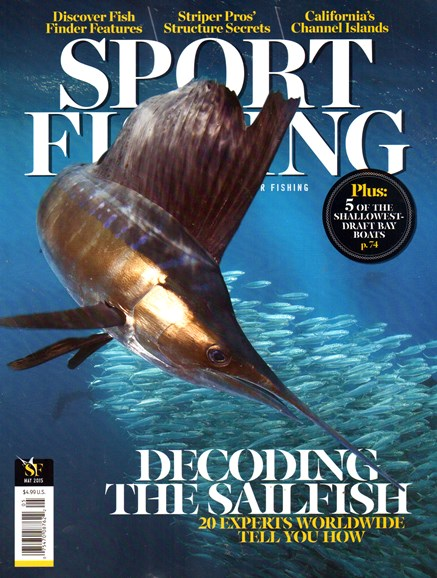 Sport Fishing Cover - 5/1/2015
